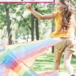 little girl flying a kite free range parenting safely