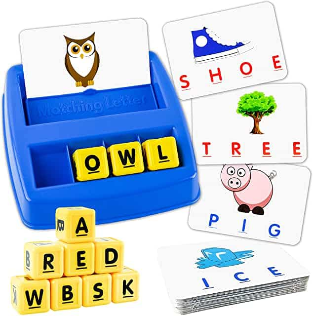 matching letter game best board games for toddlers