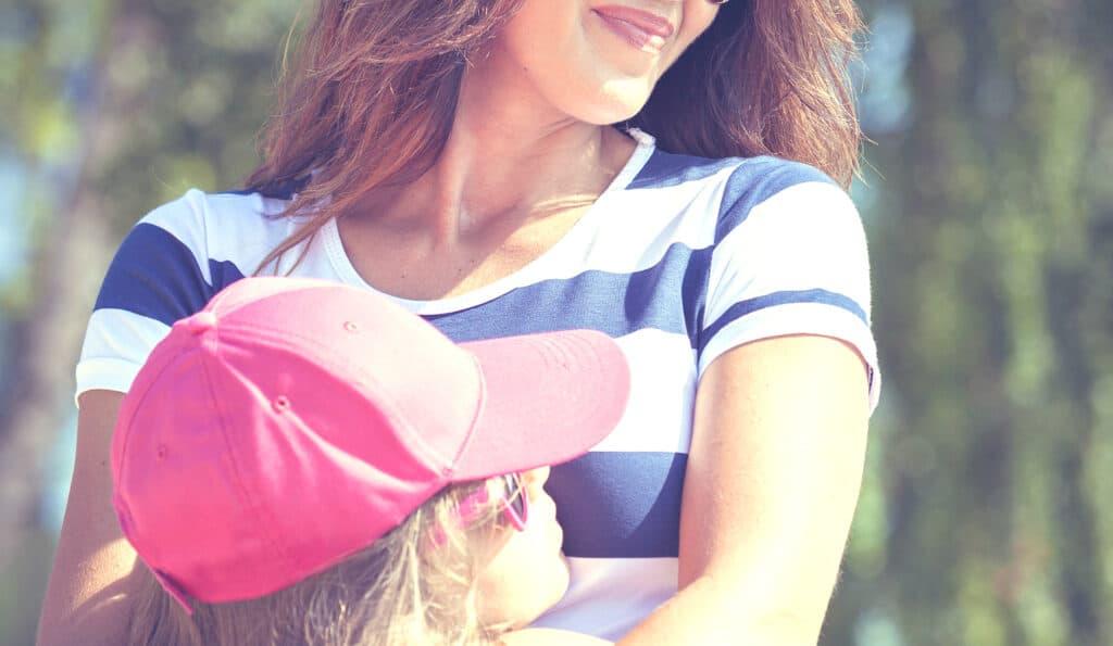 correcting a child's bad behavior