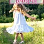 outdoor summer activities for toddlers