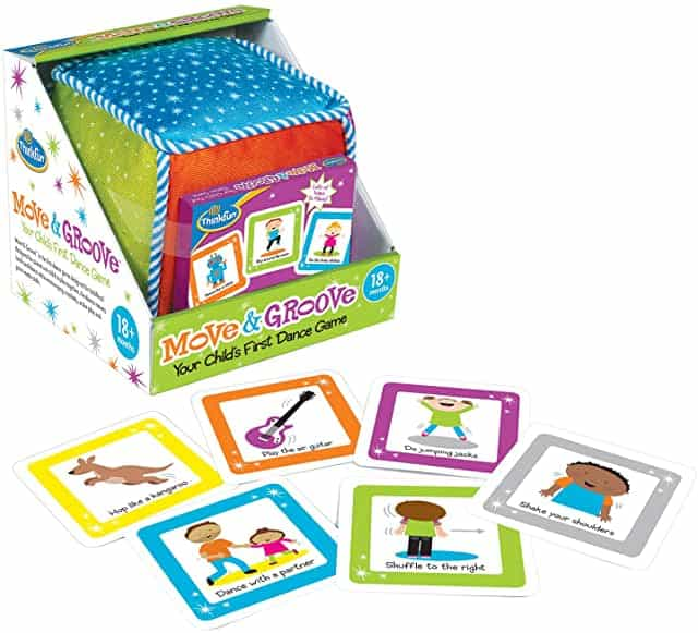 move and groove best board games for toddlers