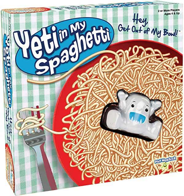 yeti in my spaghetti best board games for toddlers